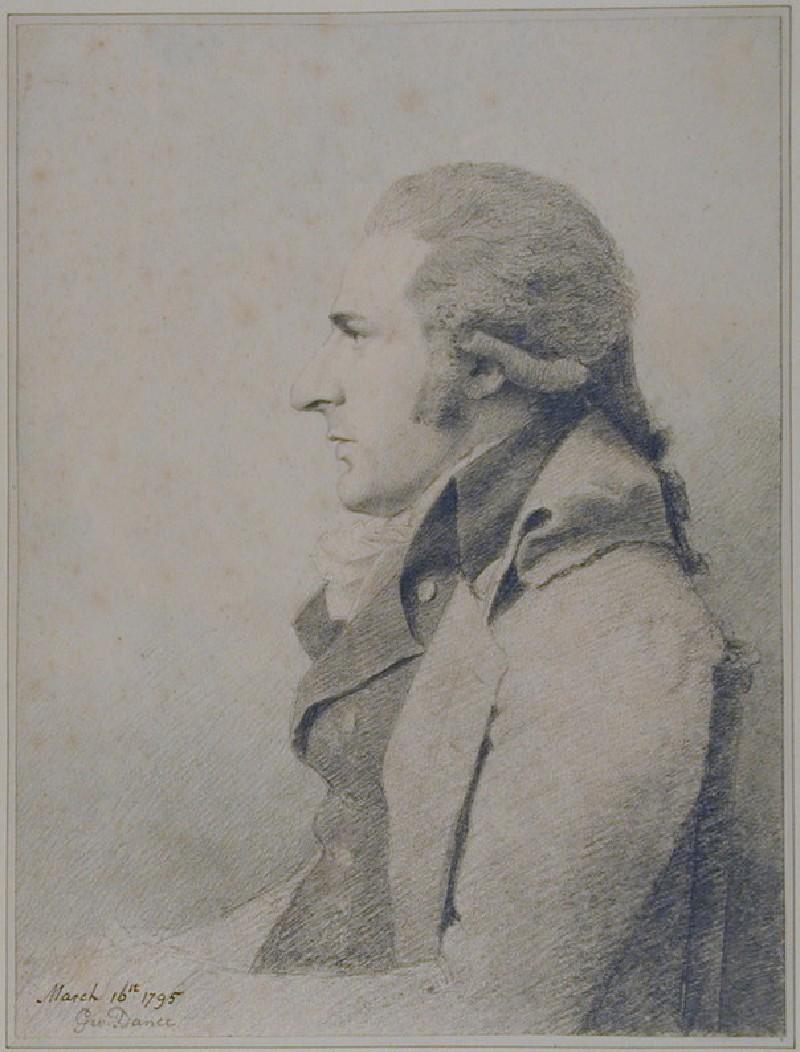 Portrait of John Philip Kemble (WA1957.68, record shot)