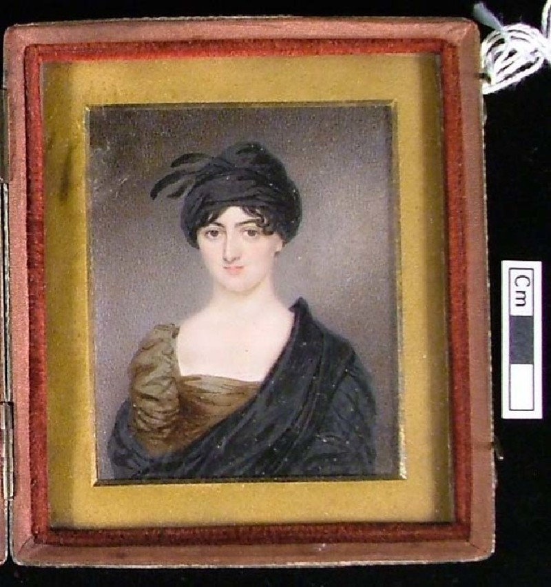 Portrait of Amelia Hardney (WA1962.55.7, record shot)