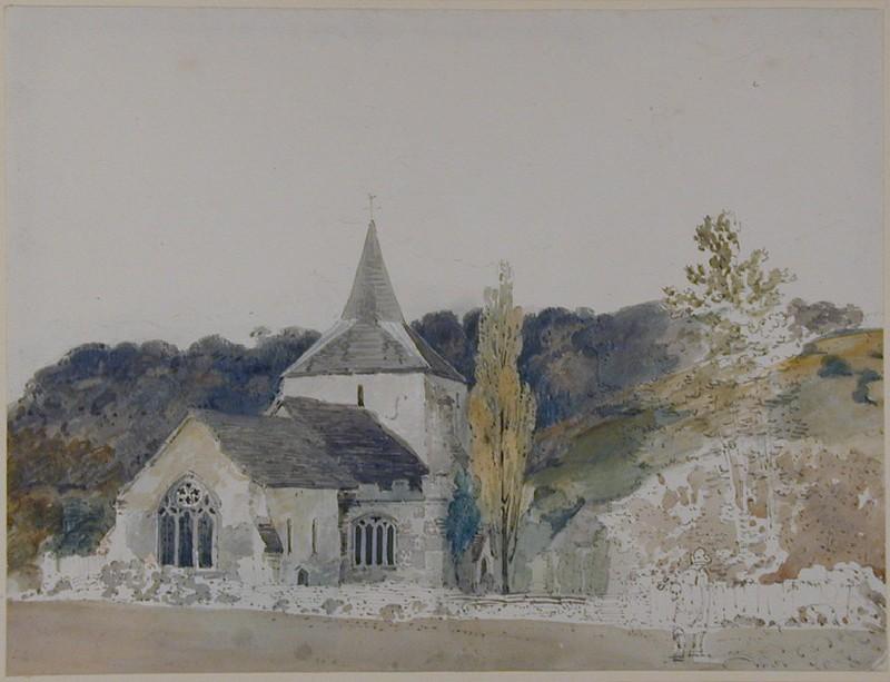 Mickleham Church, Surrey