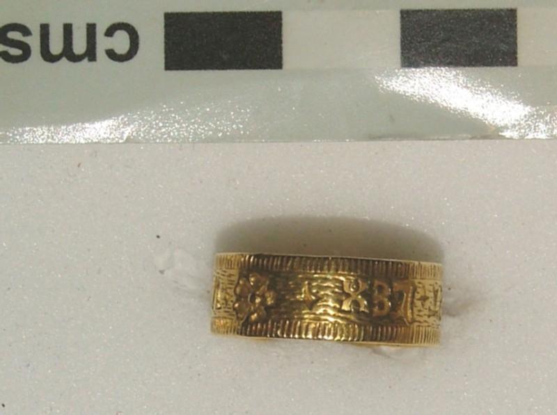 Serjeant's ring (WA1976.81, record shot)