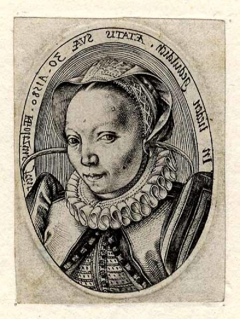 Portrait of Margaretha Jansdochter (WA1978.27, record shot)