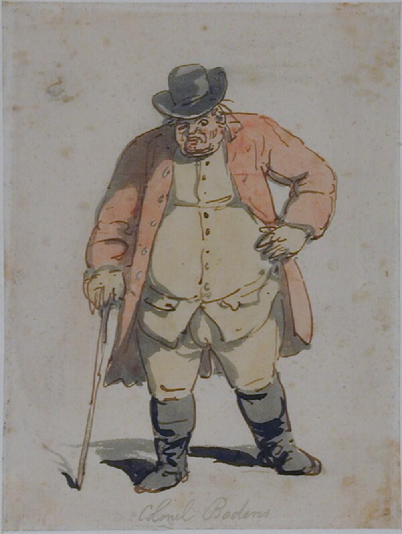 Portrait of Joseph Boden (d. 1811)