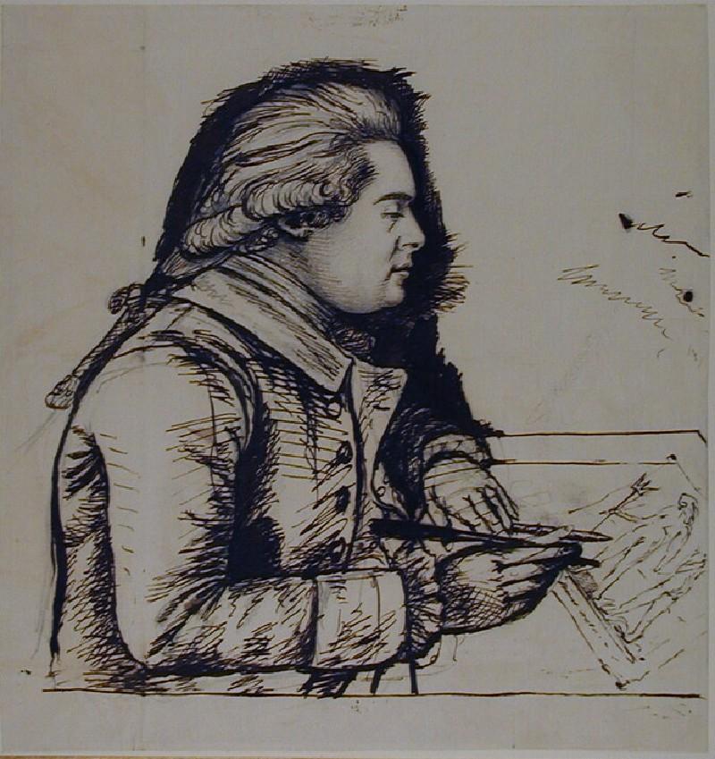 Self-portrait (WA1980.97, record shot)