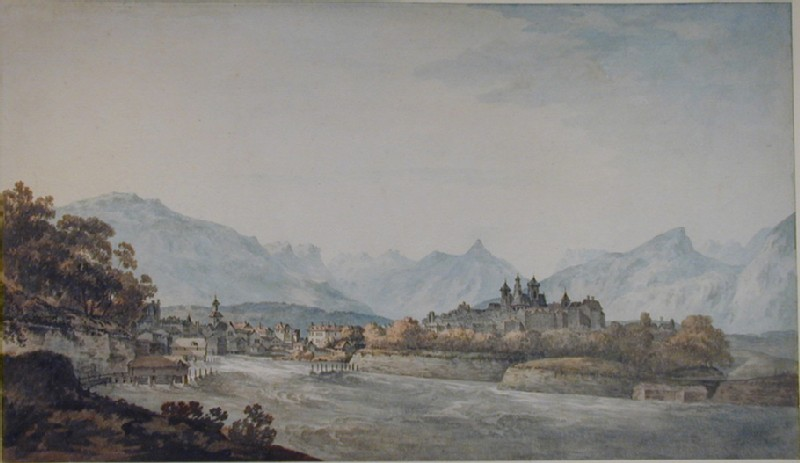 Bonneville, Haute Savoie (WA1981.577, record shot)