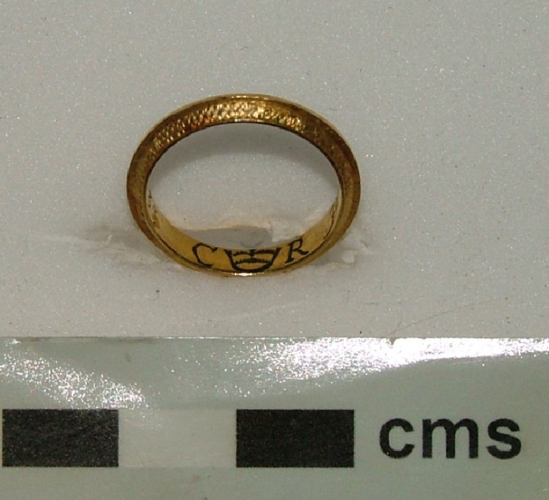 Commemorative finger ring (WA1990.48, record shot)