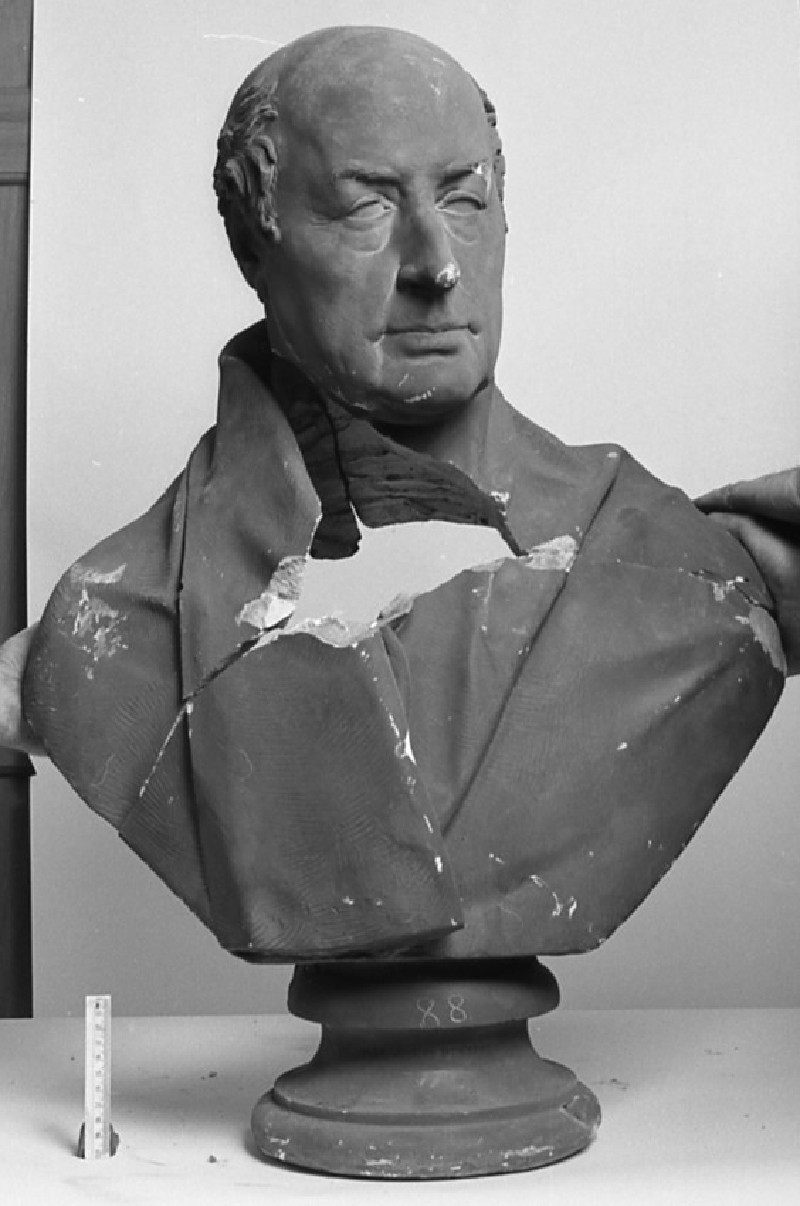 Bust of Francis Seymour-Conway, 2nd Marquis of Hertford (1743-1822) (WA1842.76, record shot)