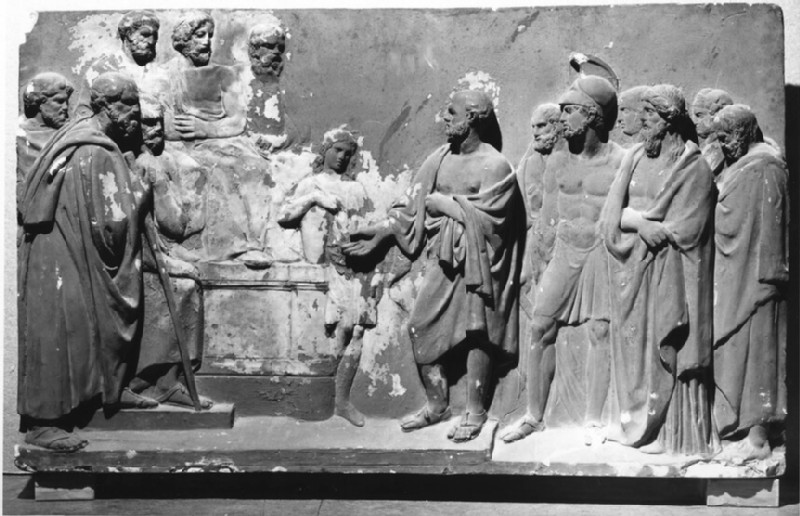 Trial of Socrates (WA1851.81, record shot)