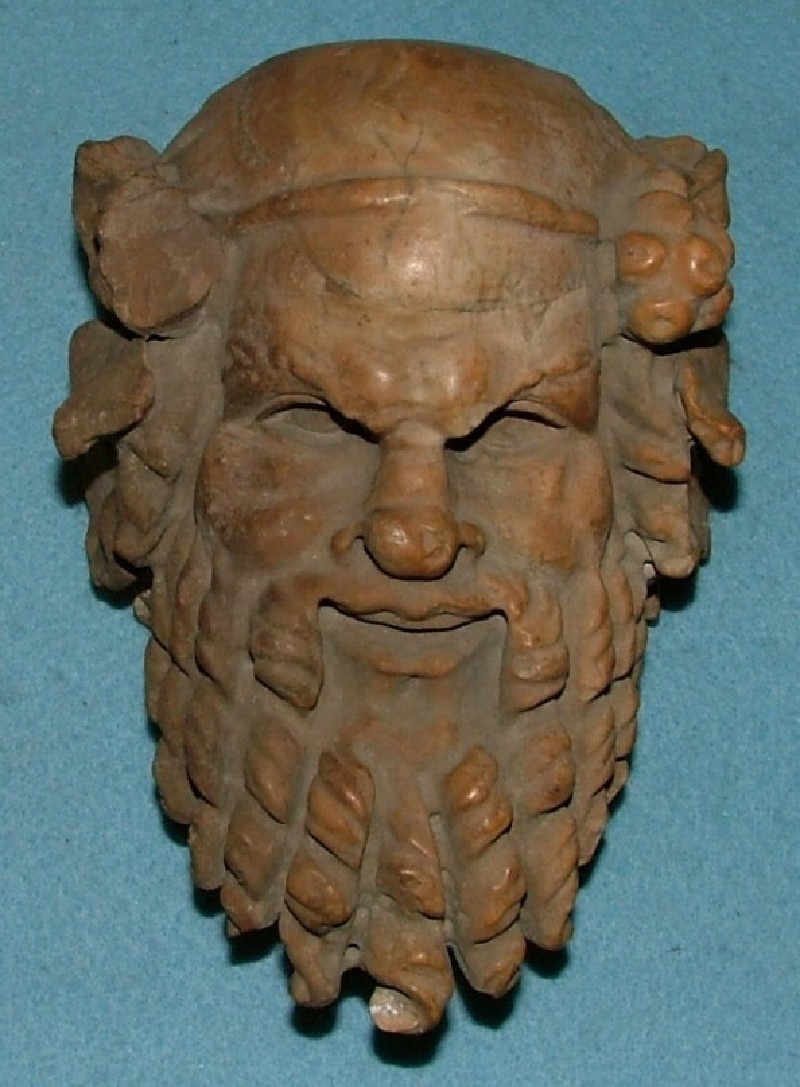 Mask of Pan or Silenus