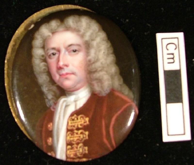 Portrait of a Man, possibly Sir Robert Walpole
