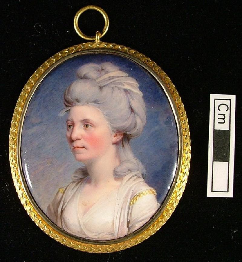 Portrait of Margaretta Booty