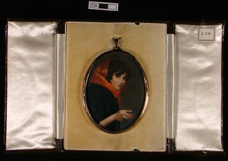 Portrait of Pleasance, Lady Smith (née Reeve)