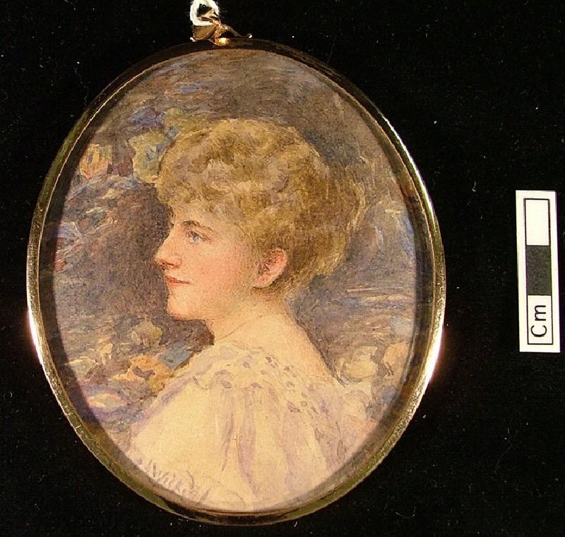 Portrait of Mrs Pierrepont Barnard II