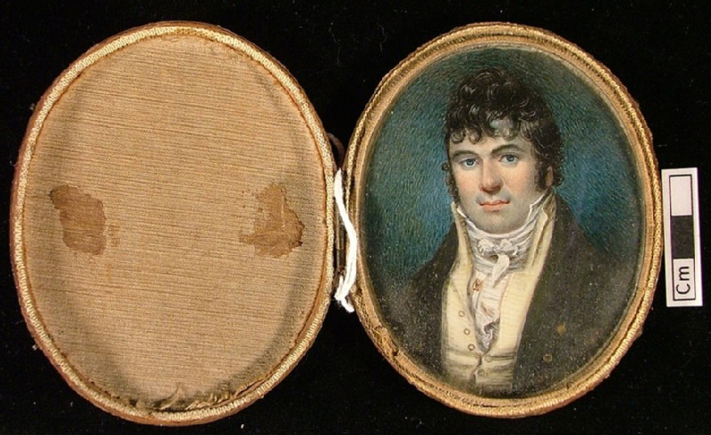 Portrait of Joseph Cranke