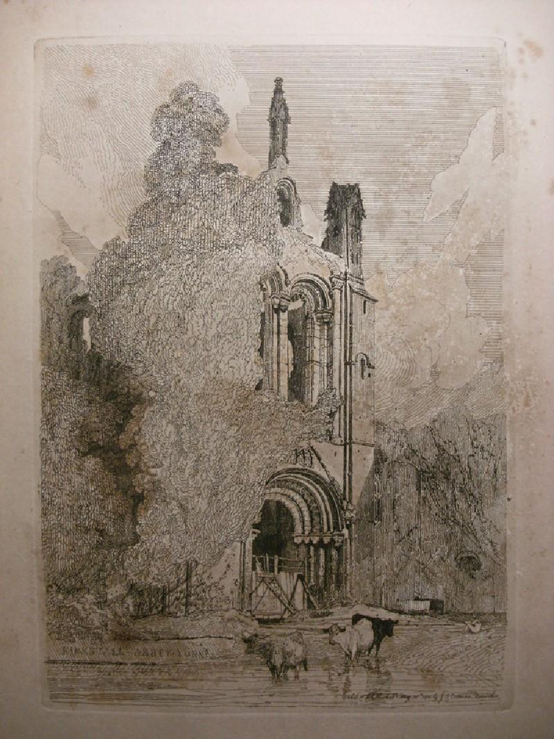Kirkstall Abbey, Yorkshire