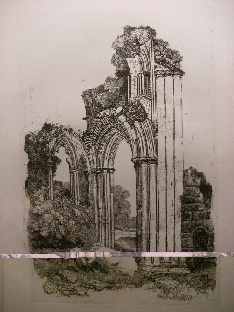 St Mary's Abbey, York (WA1989.66.6, record shot)