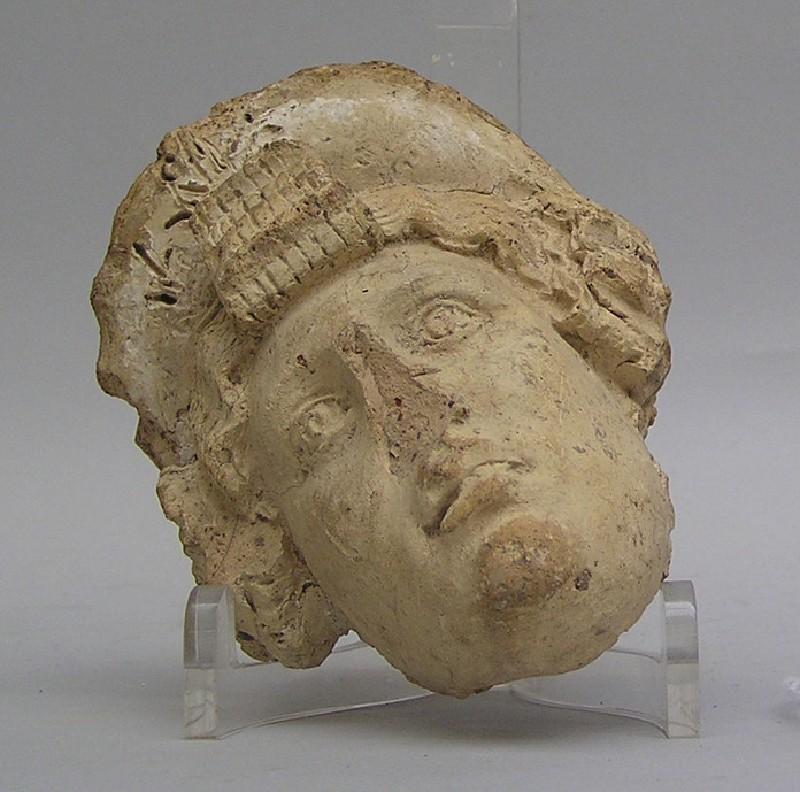 Terracotta head of Juno (AN1872.1462, AN.1872.1462, record shot)