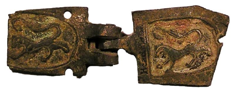 Horse pendant (AN1879.232, AN.1879.232, record shot)