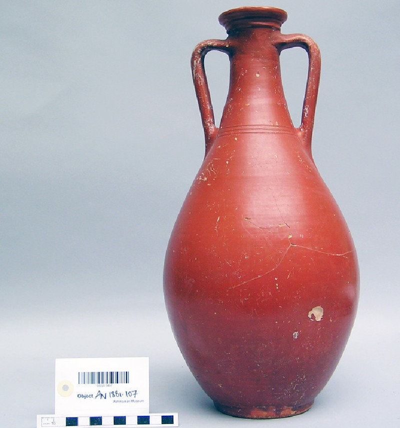 Roman Red Ware flask