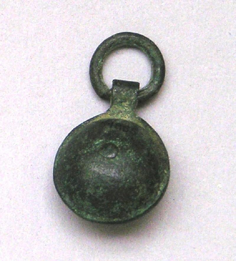 Bronze bulla