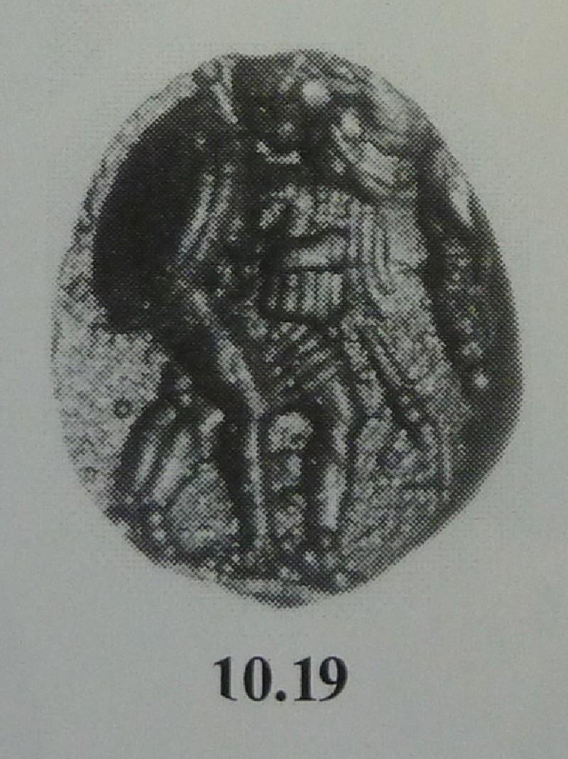 Intaglio gem, Diomedes and Odysseus