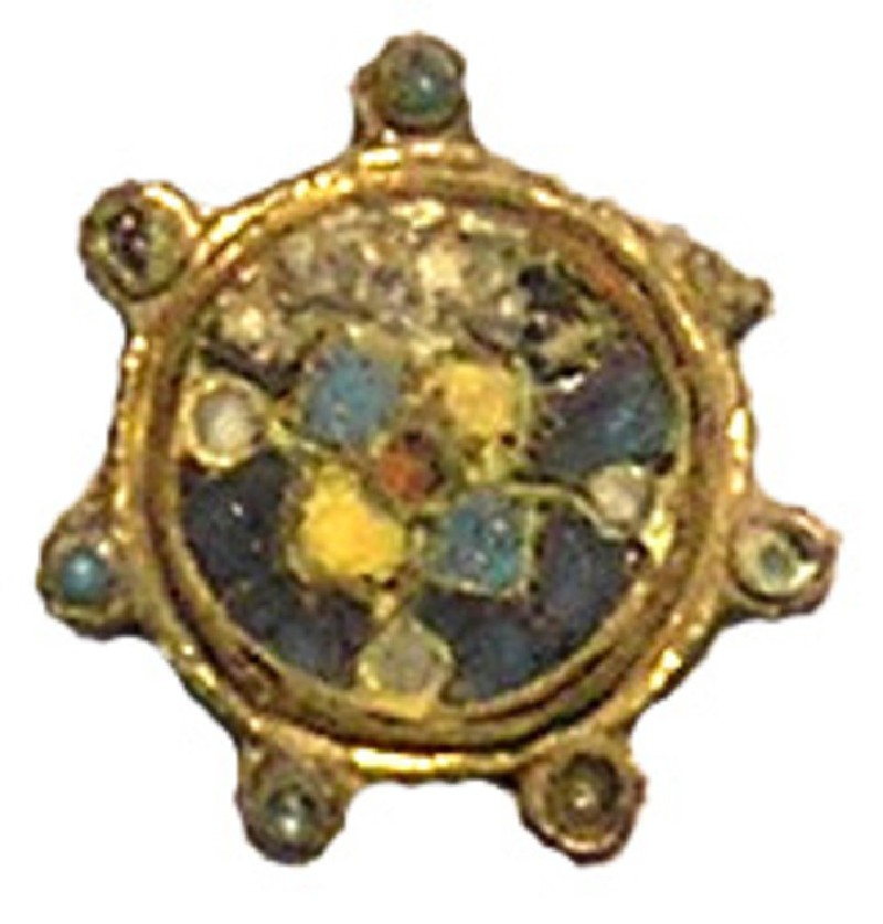 Brooch (AN1992.96, AN.1992.96, record shot)