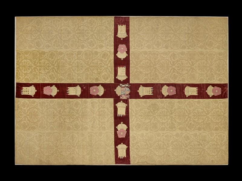 Funeral pall of Henry VII (Cloth of Gold)
