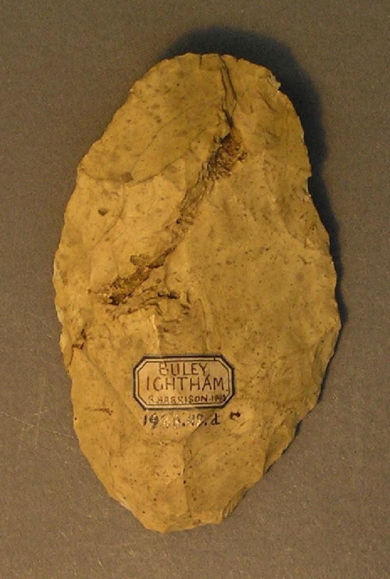 Handaxe (AN1928.118.d, record shot)