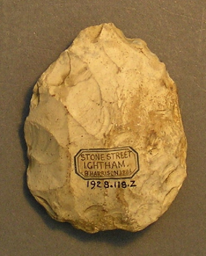 Handaxe (AN1928.118.z, record shot)