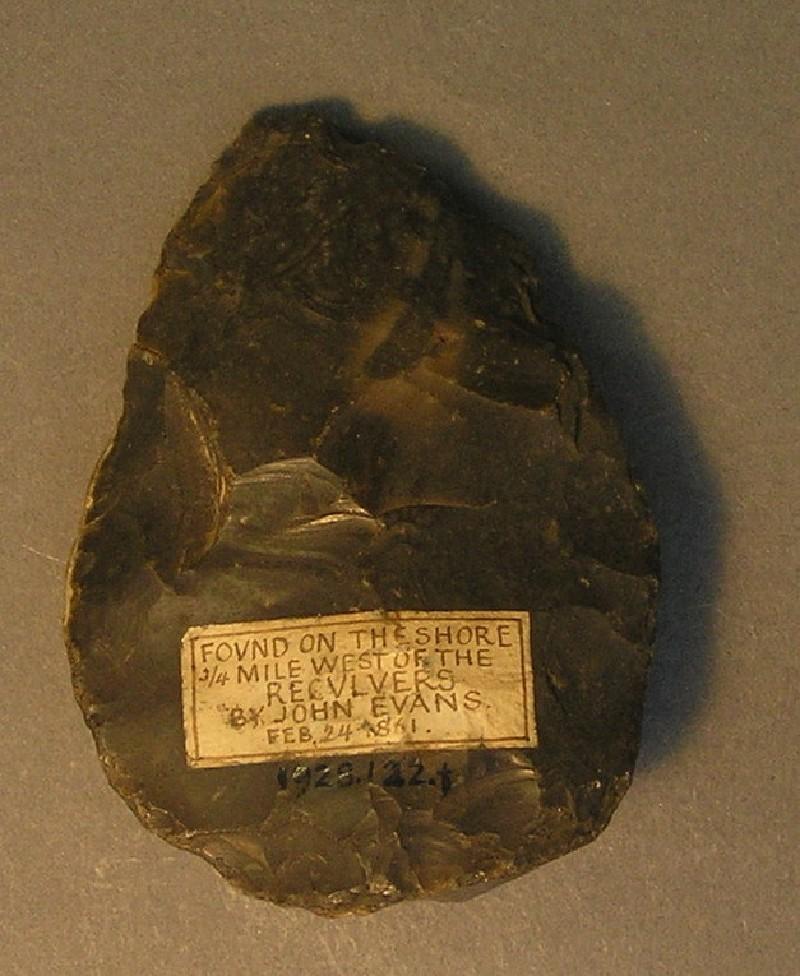 Handaxe (AN1928.122.f, record shot)