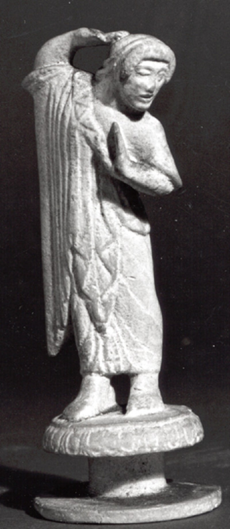 Cast of a statuette from a candelabrum, from Orvieto