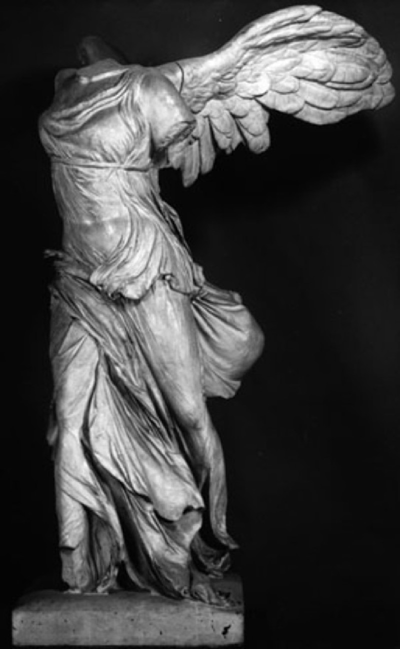 Cast of the Nike of Samothrace (CG.B.140.a, record shot)