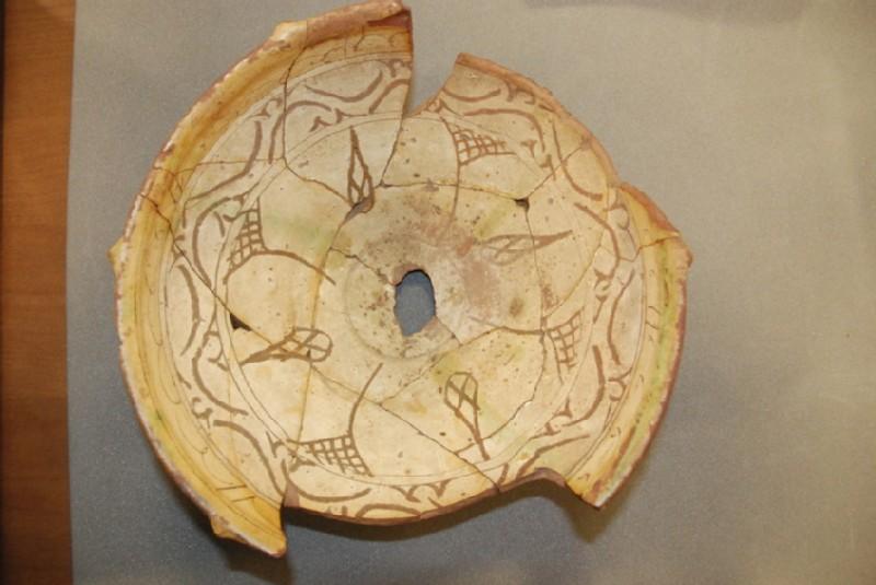 Fragmentary bowl (EA2014.127, record shot)
