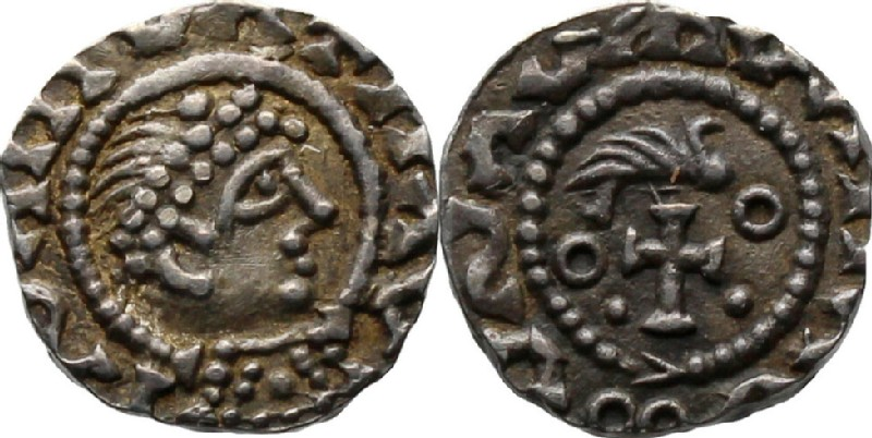 (HCR20395, obverse and reverse, record shot)