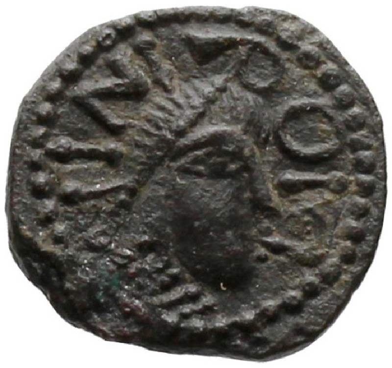 Medieval coin (HCR20674, record shot)