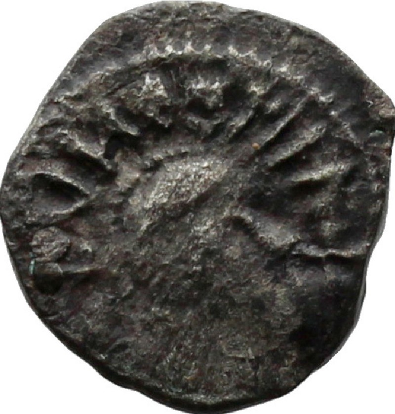 Medieval coin (HCR20675, record shot)