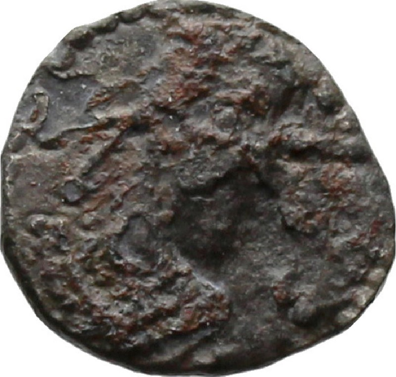 Medieval coin (HCR20677, record shot)