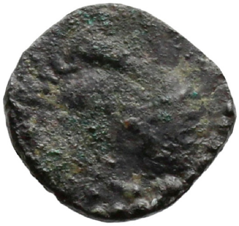 Medieval coin (HCR20678, record shot)