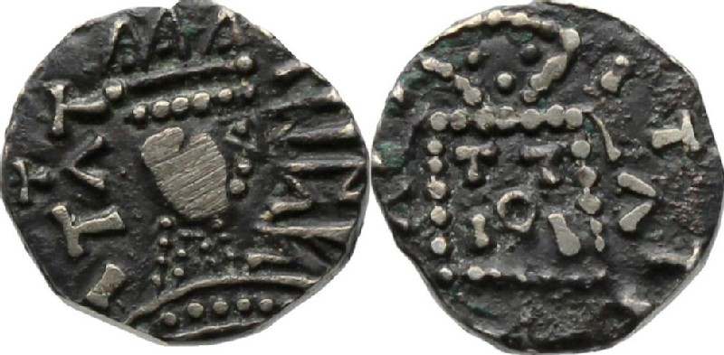 (obverse and reverse)