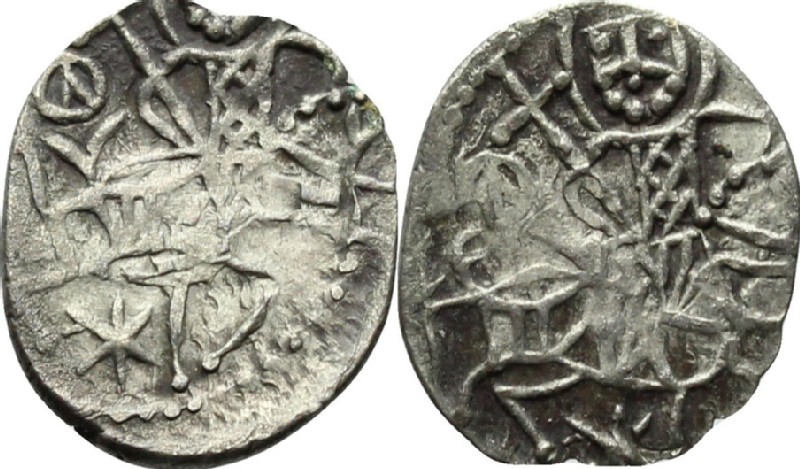 (HCR21031, obverse and reverse, record shot)