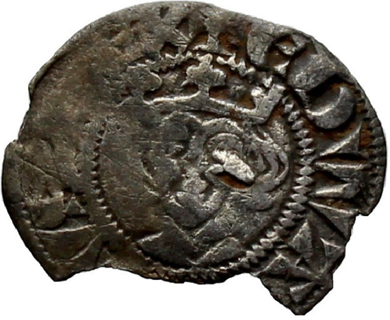 Medieval coin (HCR36875, record shot)