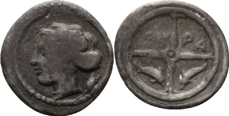 (HCR42950, obverse and reverse, record shot)