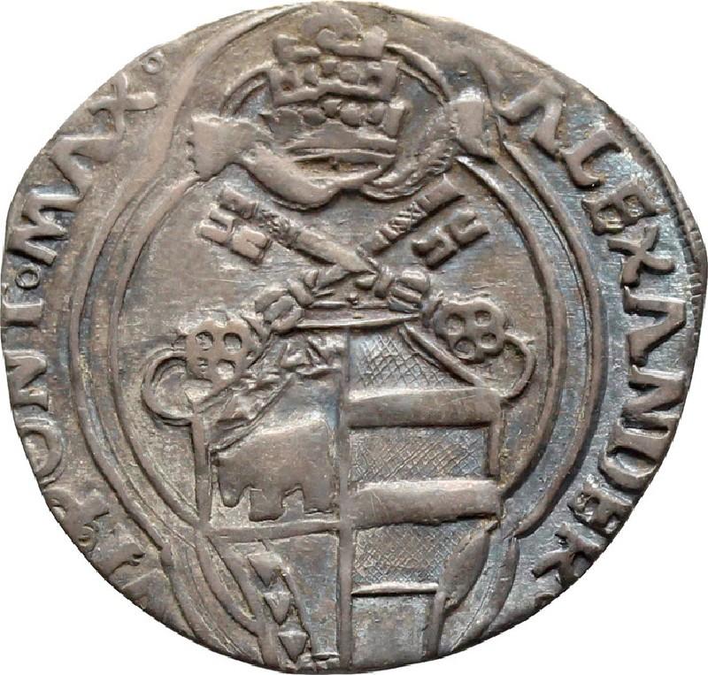 Modern coin (HCR46574, record shot)