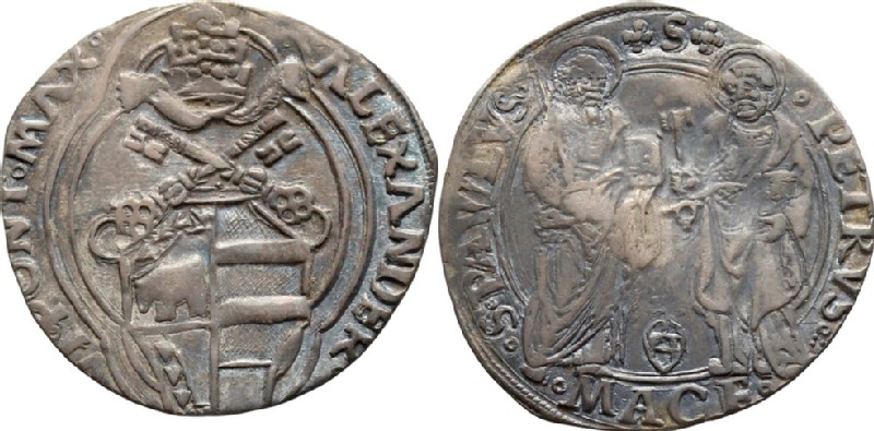 Modern coin (HCR46574, obverse and reverse, record shot)