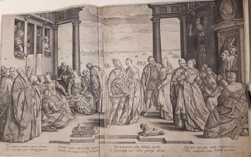 The Venetian wedding (WA1863.2873, record shot)