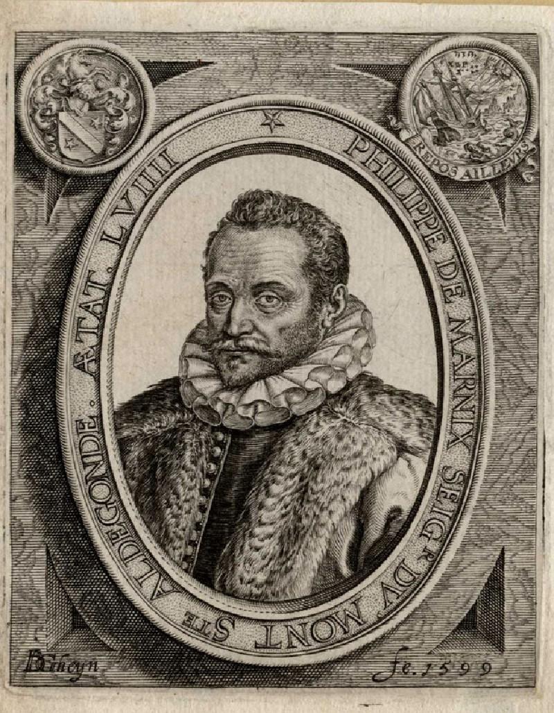 Marnix, Philips, Van St Aldegonde