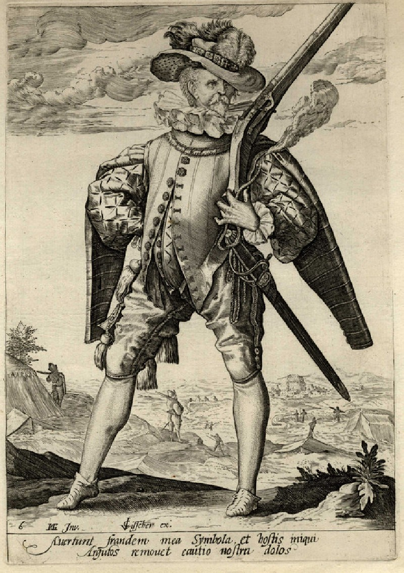 Musketier (WA1863.8004, record shot)