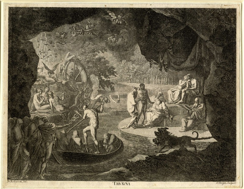 The Greek underworld (WA1863.11310, record shot)