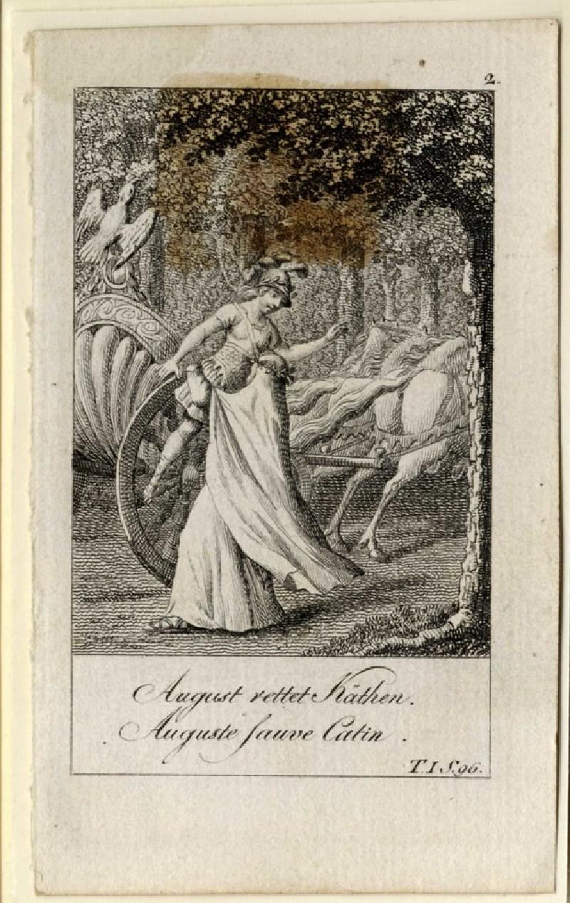 Auguste saving Catin (WA1863.11414, record shot)