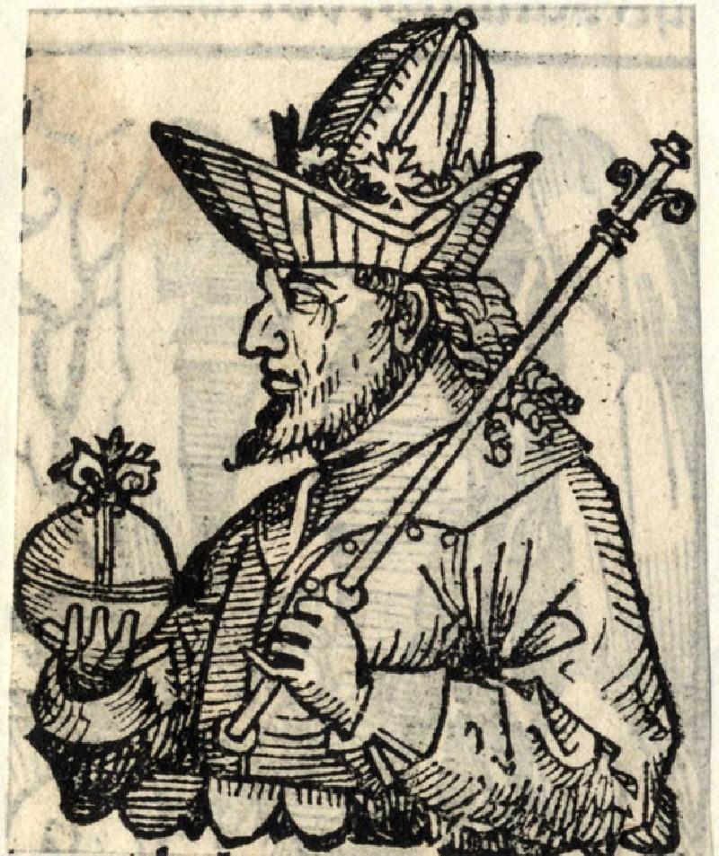 Mehmed II (WA1863.12029, record shot)