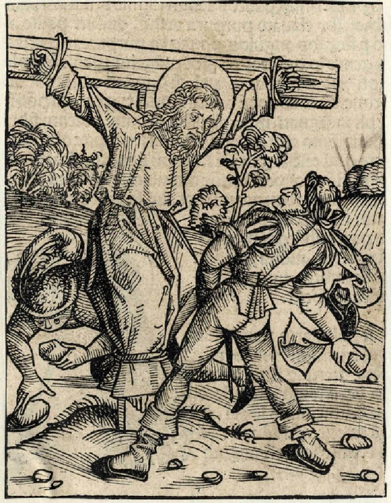 Martyrdom of Philip the Apostle (WA1863.12054, record shot)